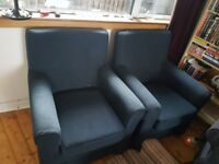 Selling two IKEA JENNYLUND Armchairs (£60 each / £100 for both ), EH6