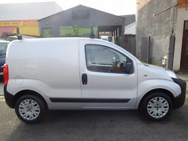 NO VAT! Citroen Nemo 1.3HDi 16v Enterprise Special Edition 62 plate MOT Nov 17 (50) bipper