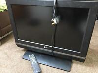 26 inch LG HDMI TV