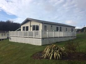 *Lodge for sale at Lydstep, Near Tenby, Pembrokeshire* must be viewed!