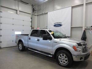 2014 Ford F-150 XLT, COMES WITH PRE-PAID MAINTENANCE PACKAGE