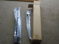 Ludwig Double Braced Cymbal Stands ( brand New)