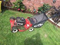 Clarke petrol lawn mower **spares or repairs**