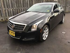 2014 Cadillac ATS Automatic, Leather, Heated Seats, AWD