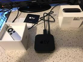 Boxed Apple TV 3rd gen
