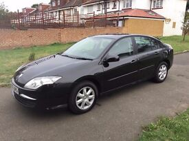 Renault Laguna 1.5 dCi Expression 5dr, p/x welcome FREE WARRANTY,1 OWNER FROM NEW