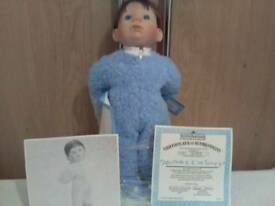 ASHTON DRAKE COLLECTABLE DOLL