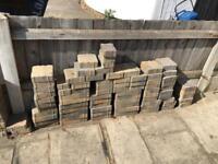 Block paving stones (new and unused)