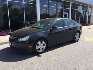 2014 Chevrolet Cruze Diesel Leather Sunroof Safety Package