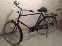 Vintage style Man's bike Handmade in Australia