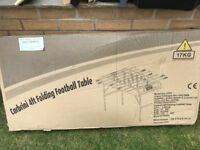 Carbrini 4ft football table