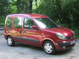 2006 Renault Kangoo 1.6 Expression Automatic, Low Mileage