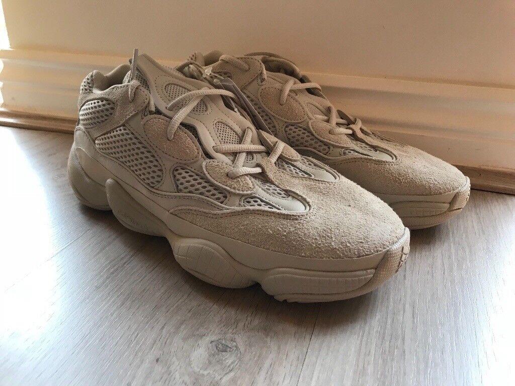 UK 9 Adidas Yeezy 500 Blush Desert Rat | in Welwyn Garden City ...