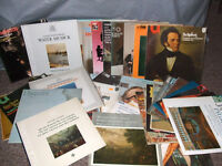 60+ Classical vinyl LP records many unplayed collect from CT19 Kent