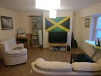 Large double room available in 2 bed flat - close to centre