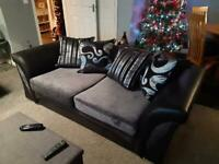 Shannon 3 seater sofa and 2 x chairs