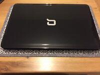 HP Compaq CQ58 Core i3 Windows 10 Laptop in black