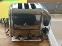 Dualit 3 slot toaster £35
