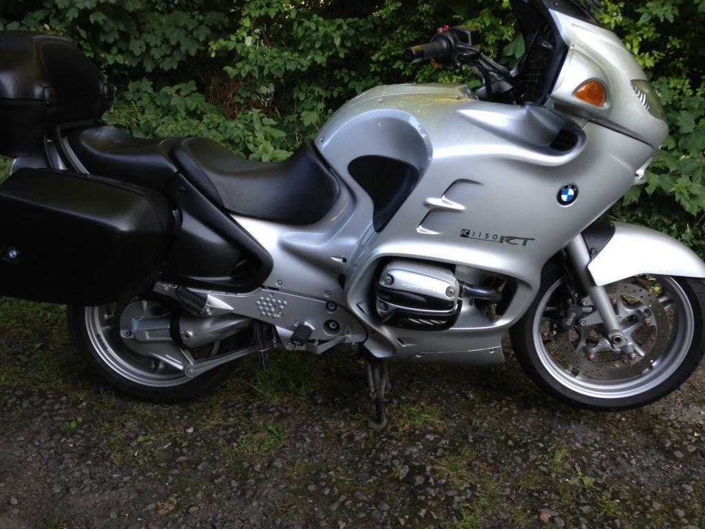 Bmw R1150 Rt 2002  Ex Condition  Abs And Servo Brakes  11 Months Mot Service History