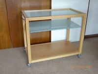 HIFI/TV/Table /trolley.., ideal entertaining / bbq / .like new