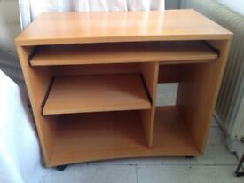 Good Condition John Lewis Computer Office Desk Bargain!