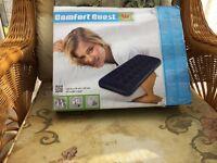 Blow up mattress