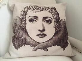 Vintage style cushions