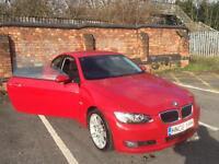 BMW 320D SE Coupe 2008 FSH