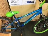 Apollo interzone 24inch wheels, kids childrens bike small frame great condition cycle