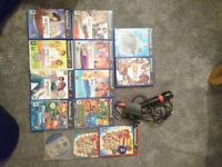 Playstation 2 Singstar game collection