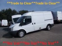 Ford Transit 280 2.2 TDCi 140 MWB M/Roof**No Vat***No Vat***No Vat***