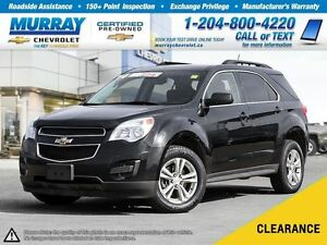 2014 Chevrolet Equinox 1LT *All Wheel Drive, Heated Seats, Remot