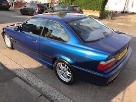 BMW E36 318 IS Sport M Tech 60,000 miles