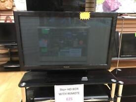 """Panasonic 42"""" TV"""