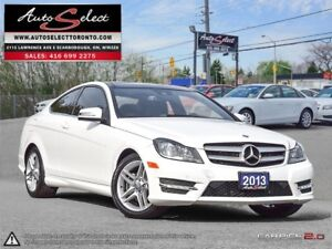 2013 Mercedes-Benz C-Class Coupe C250C ONLY 52K! **NAVIGATION...