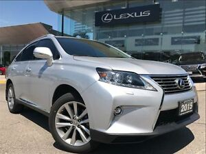 2015 Lexus RX 350 AWD Backup Cam Leather Sunroof