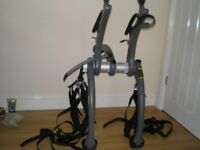 SARIS BONES 2 BIKE CARRIER - EXCELLENT CONDITION