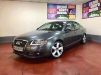 🔷 STUNNING A6 TDI S-LINE ONLY 99k COLOUR SAT-NAV! 12 MONTHS WARRANTY! PX WELCOME!