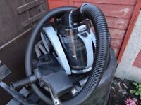small black hoover in good working order