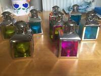8 tea lights