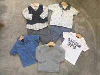 3 - 6 month baby clothes bundle