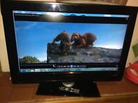 """Philips 32"""" LCD tv full HD with HDMI fully working"""