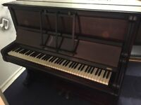 full size upright piano for sale and delivered