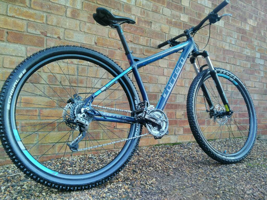 Carrera Hellcat Limited Edition 29er Mountain Bike In