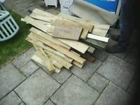 Wood free to collect