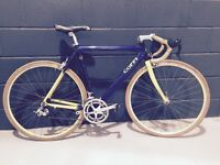 90's collectors classic fausto coppi race bike, complete with campagnolo mirage group set.