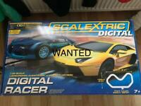 WANTED - Scalextric
