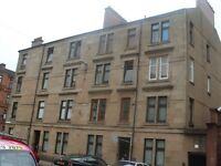 TOP FLOOR DOUBLE BEDROOM FLAT TO LET IN COPLAW STREET, GOVANHILL