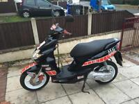 Yamaha cs50 jog rr moped