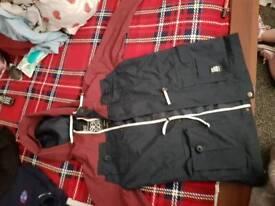 Mens cross hatch summer jacket medium